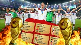 My Dream 2018 World Cup Final Is? Day 5 #RichMas