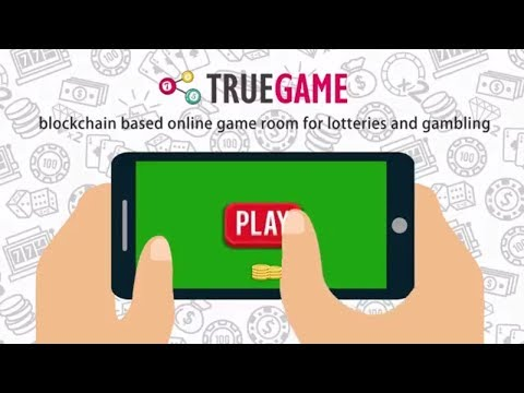 Truegame, how it works. Smart contract gambling.