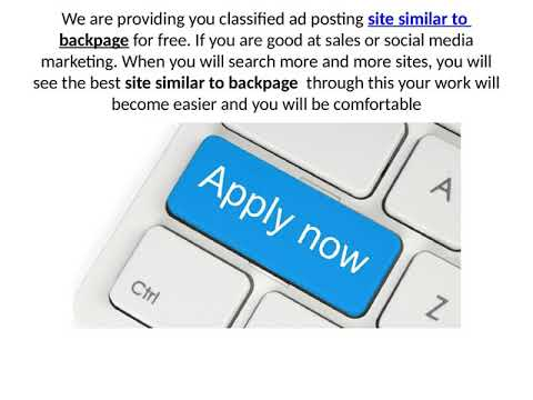 Backpage Modesto Site Similar To Backpage Backpage Com