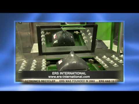 International E-Waste Recycling - ERS International