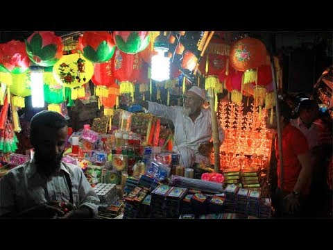 Chandni Chowk- The place to be for Diwali shopping