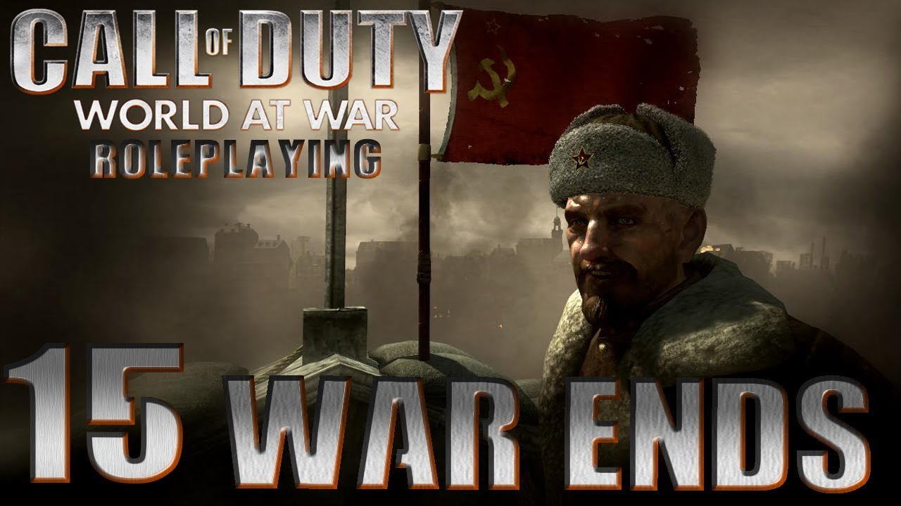 Call of Duty World at War Roleplaying Ep. 15: