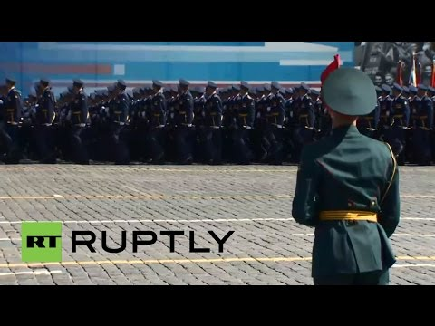 LIVE: Moscow hosts Victory Day Parade on 70th anniversary of the Great Patriotic War