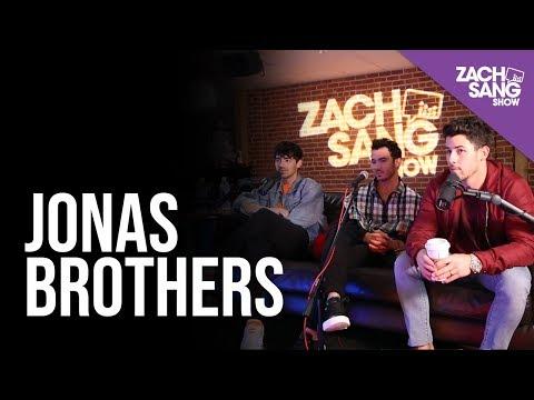Jonas Brothers Talk Cool Upcoming Tour & Nick&39;s Wedding