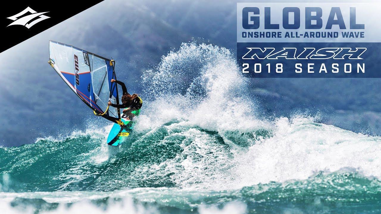 2018 Naish Global