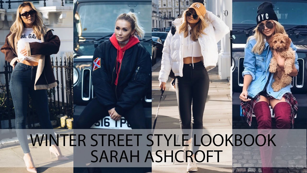 Winter Street Style Lookbook | Sarah Ashcroft