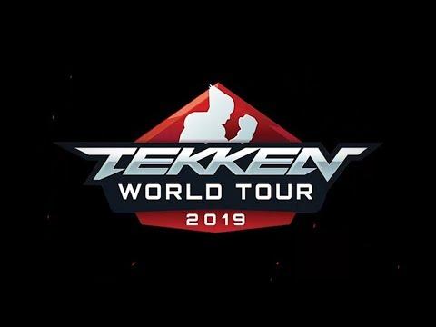 Tekken World Tour 2019 Announcement Trailer