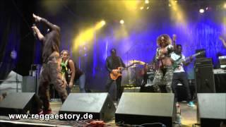 Shaggy - 3/6 - ... - Reggae Jam 2014