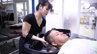 ASMR Shampoo facial care head …