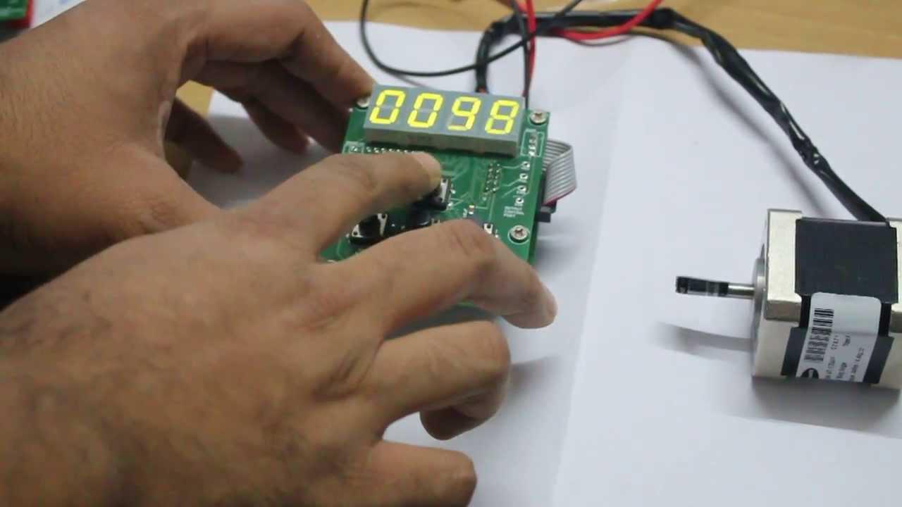 12v 24v Trolling Motor Wiring Diagram Stepper Motor Speed Controller Amp 3a Microstepping Driver