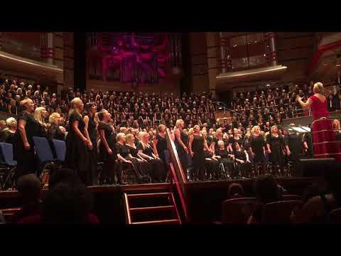 Got2Sing Symphony Hall 2017