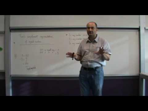 Advanced FPGA Design and Computer Arithmetic Class3 -Dr. H. Fatih UGURDAG