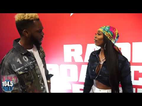 Young Scholar - Kash Doll At BET Awards PLying FILL ME IN