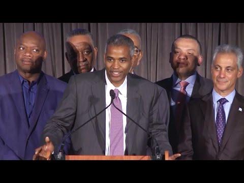Barack Obama Presidential Center Announcement - Full Version