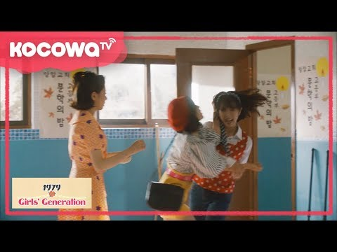[Girls' Generation 1979] Ep1_Girls smoke in restroom, gets into an unwanted girl fight (Eng Sub)
