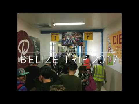 Our Trip to Belize in 2017