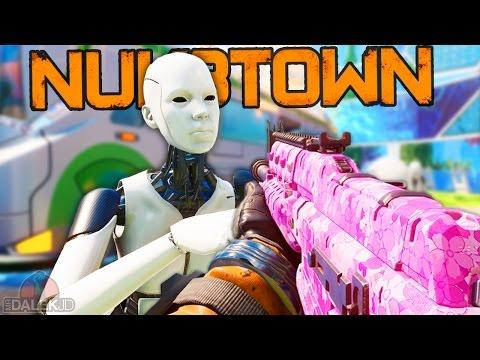 """Black Ops 3 NUKETOWN *NEW* EASTER EGG! - Mannequin """"WEEPING ANGELS"""" Easter Egg (COD BO3 Nuketown)"""
