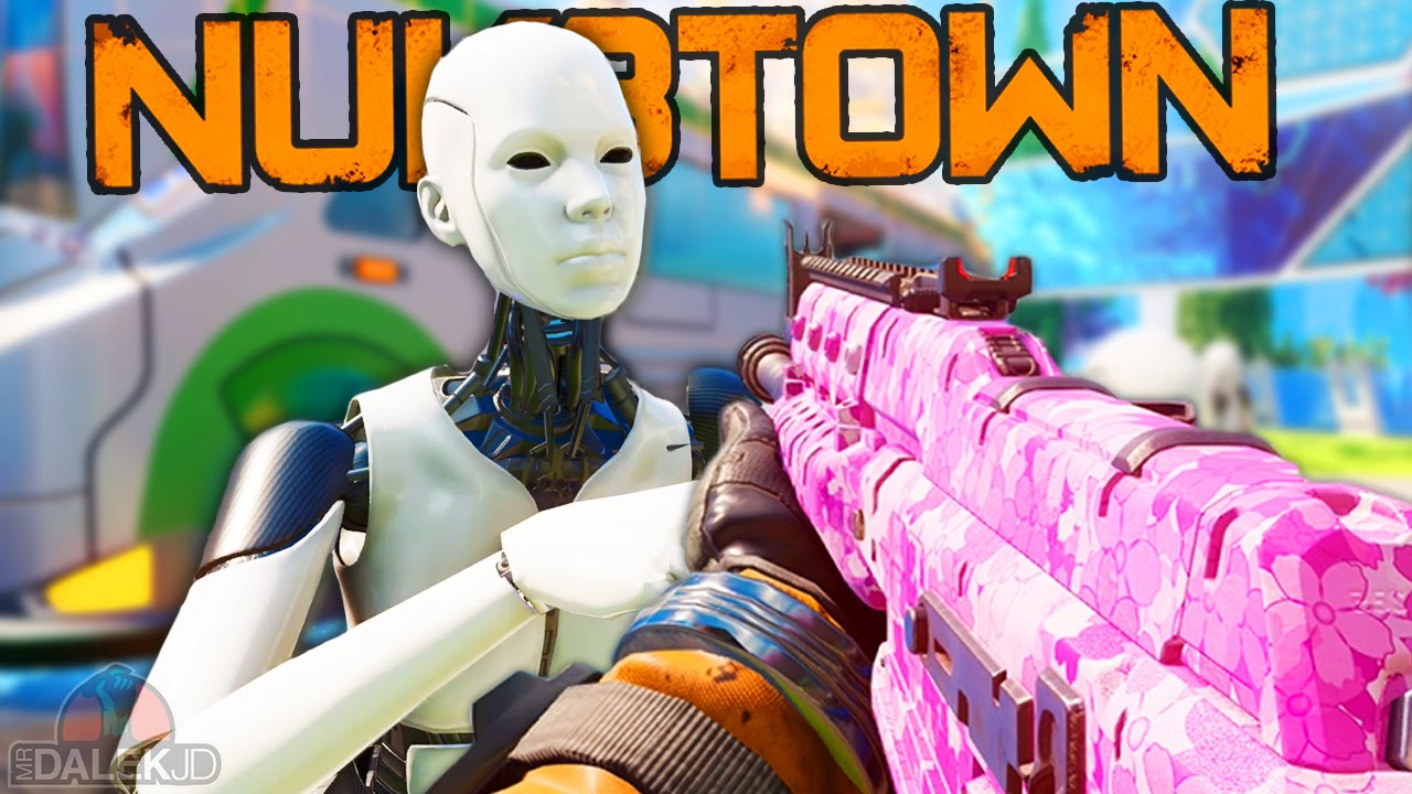 How to Use Black Ops 3 Nuketown Easter Eggs