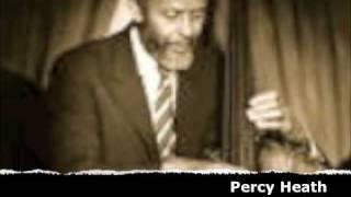 Modern Jazz Quartet (MJQ) - John Lewis pf, Milt Jackson vb, Percy H...