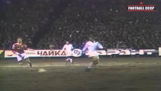 1 Тур Чемпионат СССР 1991 Металлург Запорожье-Спартак Москва 2-1