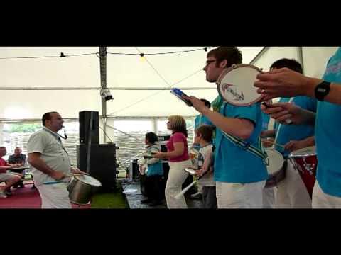 Norwich Samba - Norfolk Ale & Music Festival - 2013