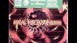 Discofrisco & DJ Inferno - The X-orcist