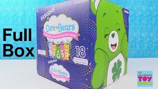 Care Bears Unbearably Cute Keychain Series Full Box Opening Review | PSToyReviews