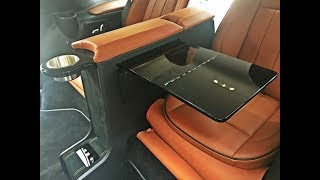 Cadillac Escalade custom interior by Best Way