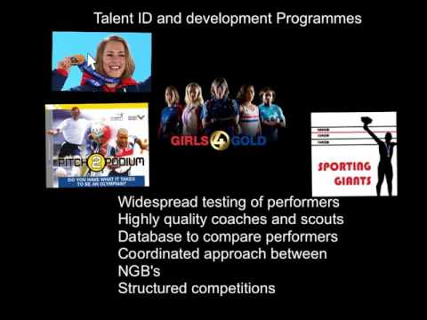 World Class Performance Pathway  or Programme