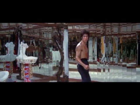 Best Action Scenes - Enter the Dragon HD