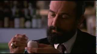 Angel Heart--Robert Deniro at his best..Egg rolling scene..Mickey Rourke