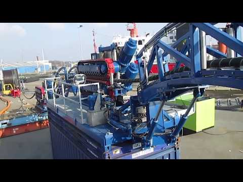 CEMAC - Offshore cable handling equipment