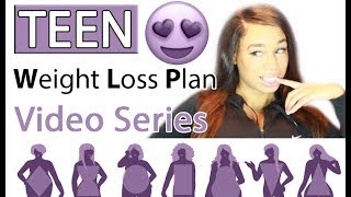 Teen Weight Loss Plan