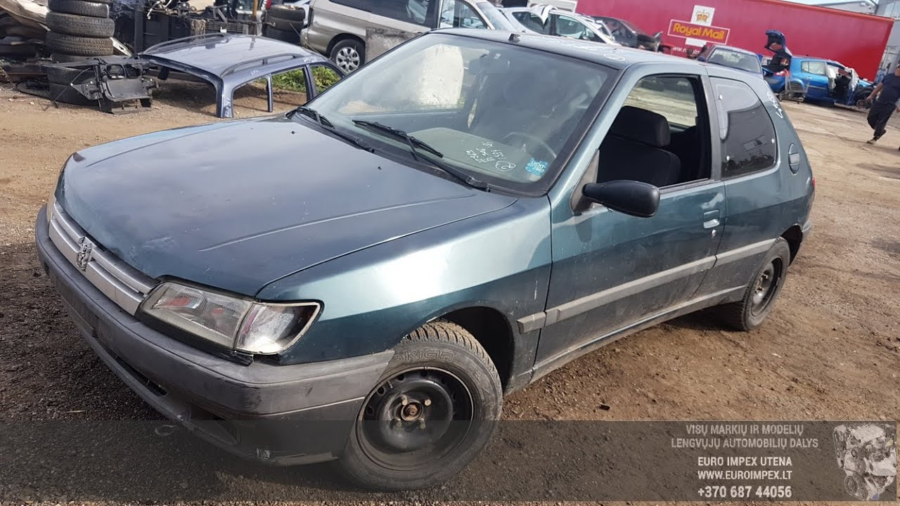 car recycler parts peugeot 306, 1994 1.8 74kw gasoline automatic