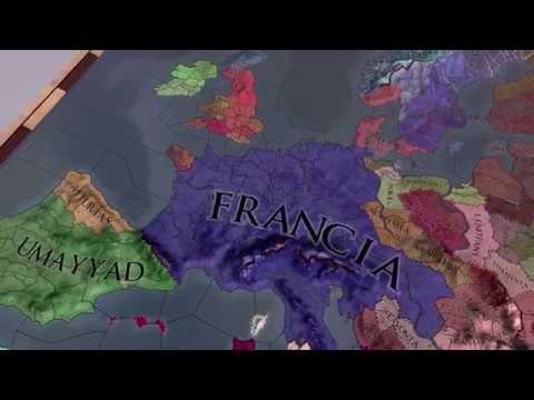 Crusader Kings II: Charlemagne - Announcement Trailer GAMESCOM 2014