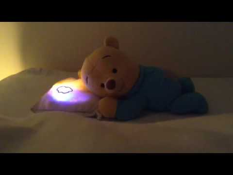 hmongbuy.net - Winnie the Pooh bedtime lullaby toy 10 mins
