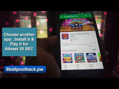 8 Ball pool hack 2017 Get Free Cash & Coins For 8 Ball pool Hack