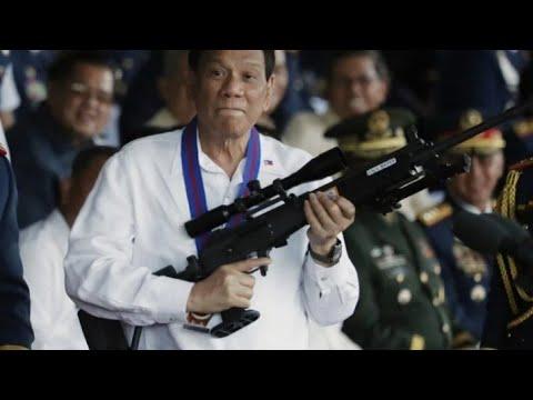 Philippines President Rodrigo Duterte Being Investigated By Eric Pangilinan