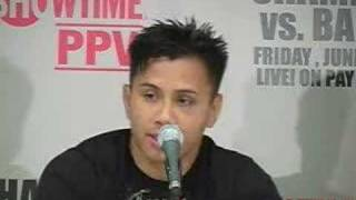 Cung Le - Post Fight Interview