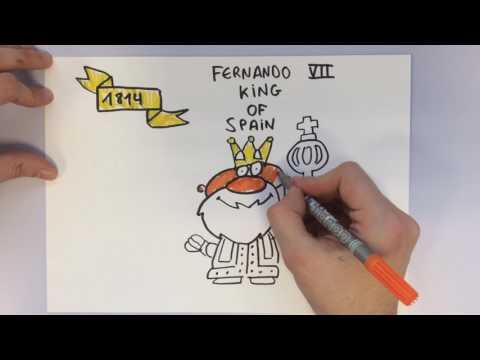 The reign of Fernando VII