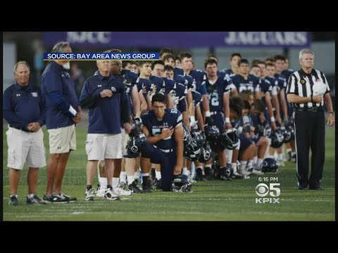 Bay Area Prep School Coach Resigns After Players Kneel For National Anthem
