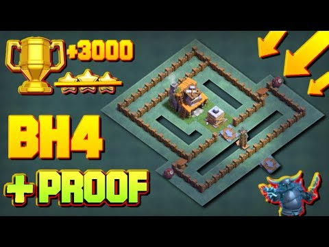 Builder Hall 4 Base / BH4 Builder Base With Replays   Clash of Clans