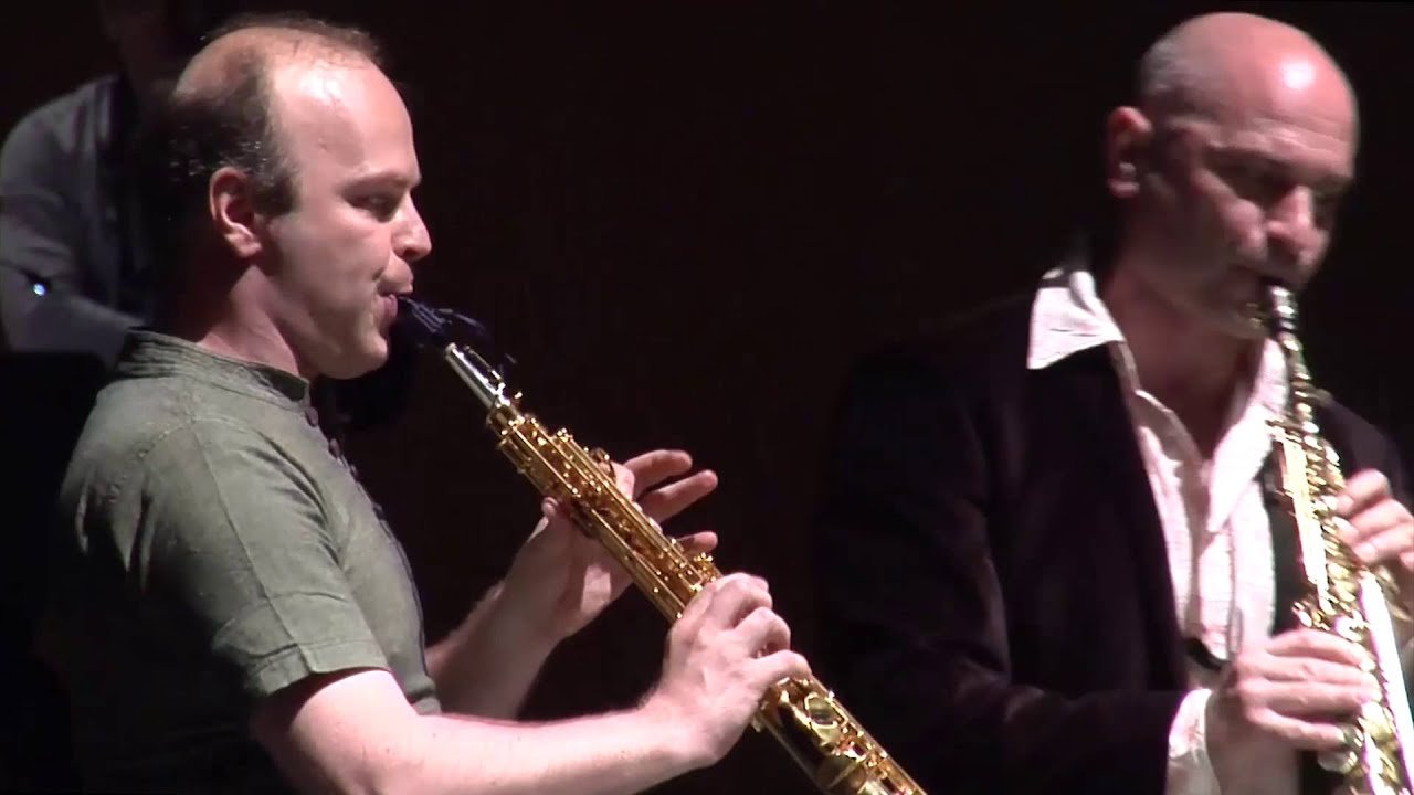 Duo Vincent DAVID / Jean-Charles RICHARD – 130 years Henri SELMER Paris – SaxOpen Strasbourg 2015