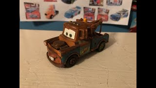 Disney Cars Race Team Mater Review (Mater Monday #7)