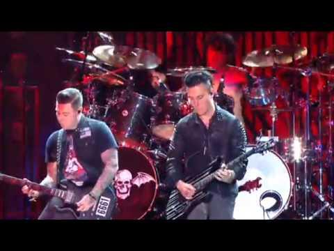 A7X next Metallica or Maiden? - New England Metal & Hardcore Fest -- COB Alexi Interview -- NIN