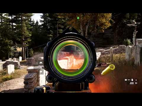 Far Cry 5: Side Quest: Grace Under Fire