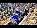 ATS V1.6 -Kenworth T800 with 37t Of Sand Cat C15 and Lots of Jake Braking PART 2| ATS MODS