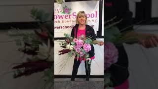Free Form Wedding Bouquet Workshop