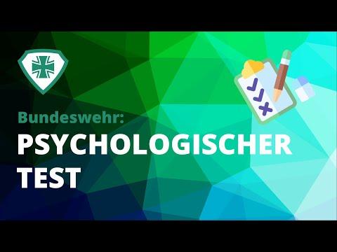 PSYCHOLOGISCHER TEST BUNDESWEHR 😱 YOUTUBER BERICHTET