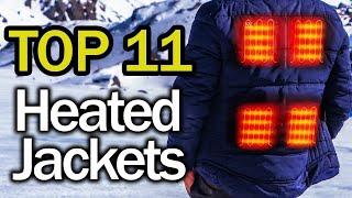Heated Jacket 2020 (Top 11 Best)